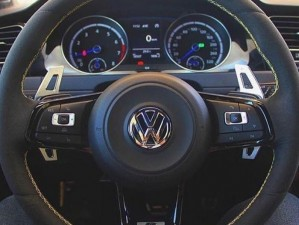 VW Golf MK7/MK7.5 DSG Aluminium Paddle Shift Extensions
