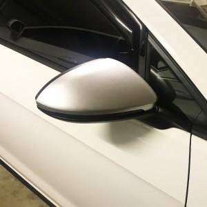 Genuine VW MK7 Folding Mirrors With Auto-Fold When Locking Via MIB