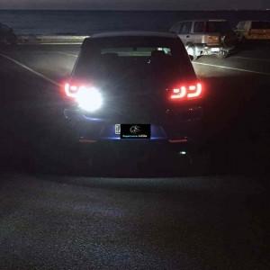 VW Golf MK6 Remnant Reverse LED for Halogen Tail Lights