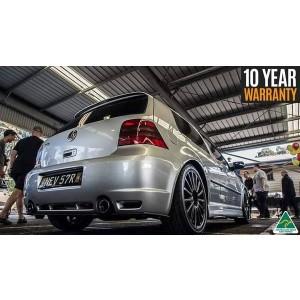 Flow Designs - VW MK4 Golf R32 Rear Valance (3 Piece)