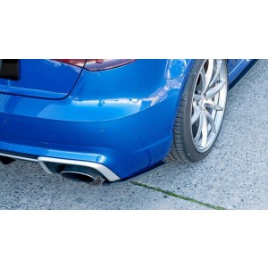 Flow Designs - Audi RS3 8V PFL Hatch Rear Spats (Pair)