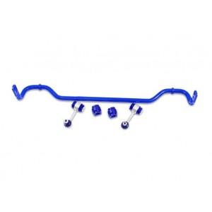 SuperPro Roll Control Rear 22mm 2 Position Blade Adjustable Swaybar & Link Kit Fits Audi Seat Skoda VW