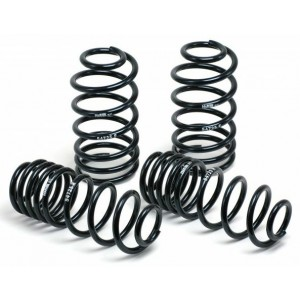 H&R Lowering Springs - VW MK7 & MK7.5 Golf 1.2 TSI, 1.4 TSI, 1.6TDI FWD 11/12> - Lowers F/R 35mm