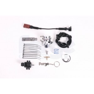 Forge Motorsport Recirculation Valve and Kit for Audi and VW 1.8 and 2.0 TSI
