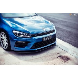 Flow Designs - VW Scirocco FL Front Splitter (1 Piece)