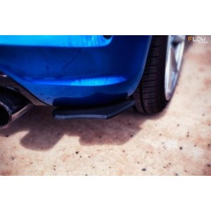 Flow Designs - VW Scirocco PFL/FL Rear Spats (Pair)