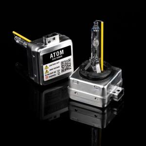 ATOM – D3S 5000K/6000K Xenon Globes (Pair)