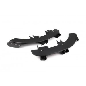 Flow Designs - Ford MK3.5 Focus ST (Facelift) Rear Diffuser Set