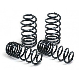 H&R Lowering Springs - Audi RS3 8V/8V.5 Sportback/Sedan Quattro 8V - Lowers F/R: 40/30mm