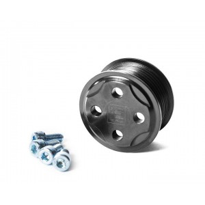 IE Audi 3.0T Supercharger Pulley Upgrade | 4-Bolt Style