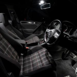 VW Golf MK5/6 Full Interior LED Kit – 11pcs