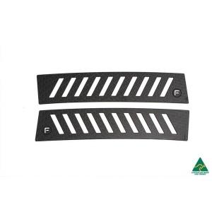 Flow Designs - MK5 Golf GTI & R32 Window Vents (Pair)