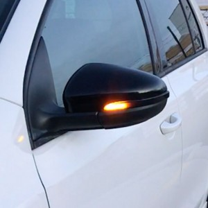 VW Golf MK6 Sequential Mirror Light LED  Dyna Blink Style