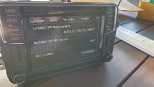 Genuine VW Discover Media MIB 2 PQ  GPS - Apple CarPlay & Android Auto - Golf MK6, Scirocco R, Amarok, Caddy, Jetta