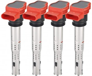 Audi R8 Ignition Coil Pack Set of 4 - 06E905115E