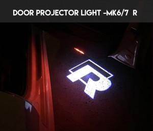 VW Golf MK5/6/7 Door LED Projector Light