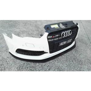 Flow Designs - Audi S3 8V PFL Hatch Front Splitter