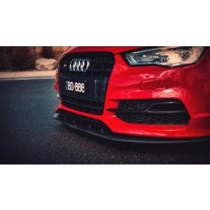Flow Designs - Audi S3 8V PFL Sedan Front Splitter