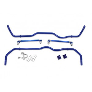SuperPro Roll Control Front And Rear Performance Sway Bar Upgrade Kit Fits Audi VW RCVAGSTD6KIT