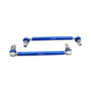 SuperPro Roll Control Front Swaybar Link Kit Heavy Duty Adjustable Fits Audi Bmw Chrysler Citroen TRC12245