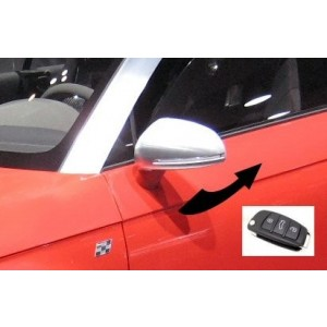 Genuine Audi OEM Retrofit Kit - Folding Door Mirrors - A3 S3 RS3 8V