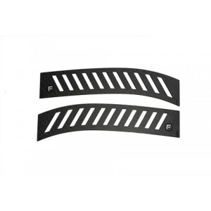 Flow Designs - Accord Euro CL (PFL/FL) Rear Window Vents (Pair)