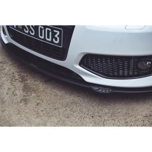 Flow Designs - Audi S3 8P PFL Hatch Front Splitter