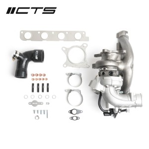 CTS Turbo K04 Turbocharger Upgrade for FSI and TSI GEN1 Engines (EA113 AND EA888.1) - Fits MK6 GTI