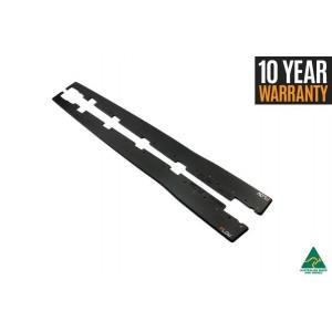Flow Designs - MK3 Focus RS Side Splitters (Pair)