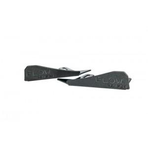 Flow Designs - Ford MK3.5 Focus ST (Facelift) Rear Winglets (Pair)