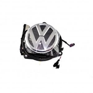 Volkswagen Genuine Flip Badge Static Rear View AV Composite Reverse Camera - Fits VW MK7 Golf