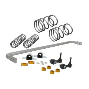 Whiteline Performance - Sway Bar/ Coil Spring Vehicle Kit - Grip Series Kit - GS1-HYU001