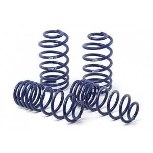 H&R Lowering Springs - VW Scirocco III incl. R - Lowers F/R 30-35mm