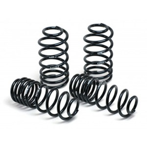 H&R Lowering Springs - VW MK7 & MK7.5 Golf VII R Lowers F/R 25mm
