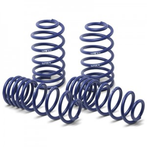 H&R Lowering Springs - Audi Q3 8U Quattro - Lowers F/R 25/40mm