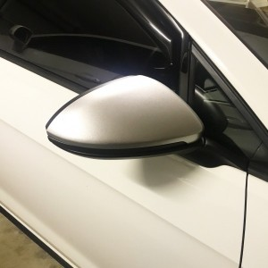 Genuine VW MK7/MK7.5 Folding Mirrors With Auto-Fold When Locking Via MIB
