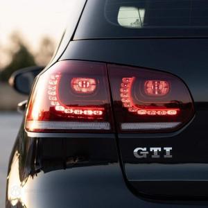 Supernova - VW Golf Mk6 Sequential Red LED Tail Lights | Fits MK6 (2009-2013) - V5.2 - 2021 Release
