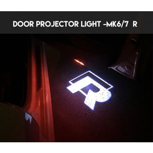 VW Golf MK5/6/7 Door LED Projector Light