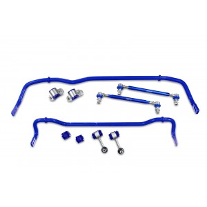 SuperPro Roll Control Front And Rear Performance Sway Bar Upgrade Kit Fits Skoda VW RCVAG033KIT