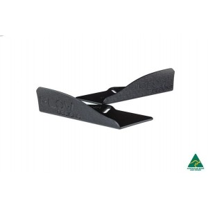 Flow Designs - MK7 Golf GTI Rear Spat Winglets (Pair)