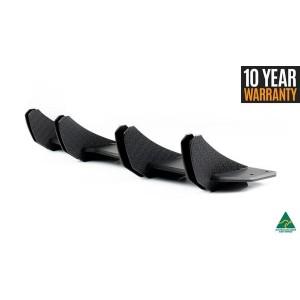 Flow Designs - RS3 8V Sportback (Pre-facelift) Flow-Lock Rear Diffuser