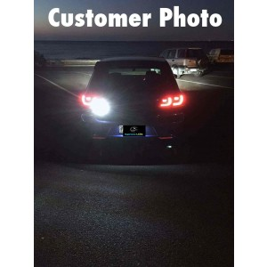VW Golf MK6 R Remnant Reverse LED for LED tail lights