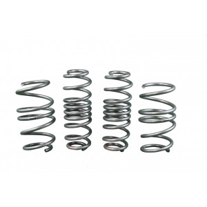 Whiteline Performance - Coil Springs - lowered